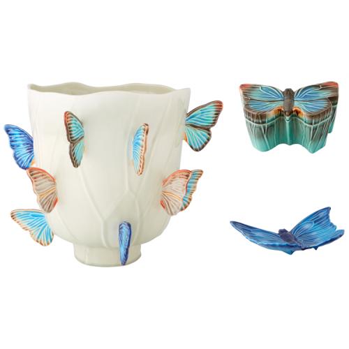 Boîte papillons design...